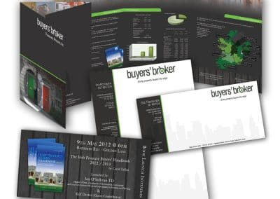 Buyers Broker Graphic Design
