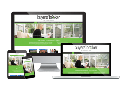 Buyers-Broker-International-Website-Design