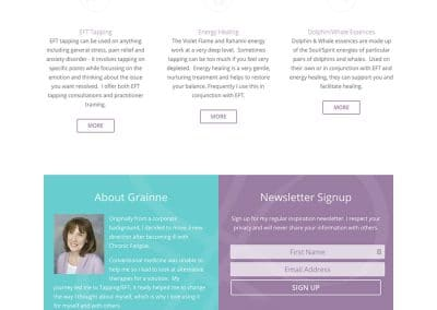 Grainne-O'Neill-Home-Page-Design
