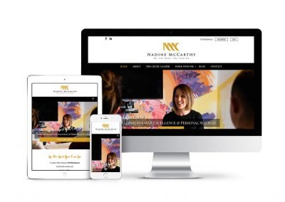 Nadine-McCarthy-Coaching-Website-Design-Mockup