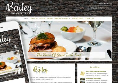Restaurant-Website-Design-The-Bailey-Featured