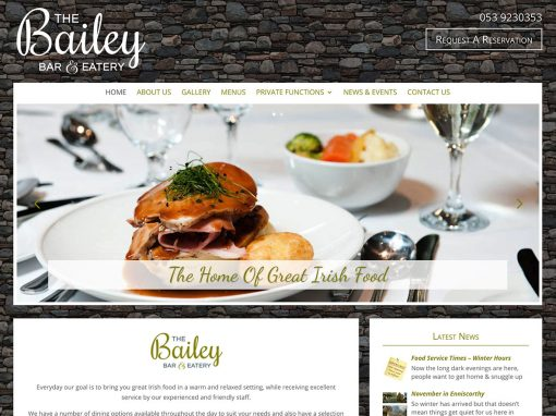 The Bailey Bar & Eatery