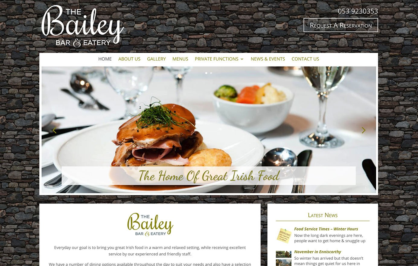 Restaurant-Website-Design-The-Bailey-Featured1