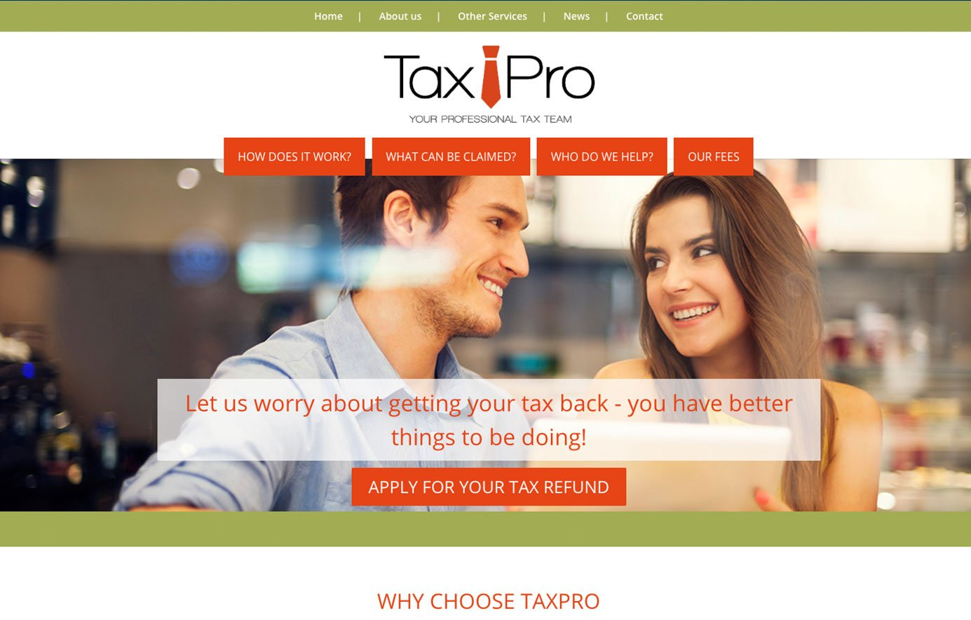 TaxPro-Website-Redesign-Featured