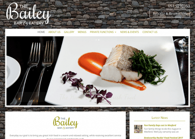The-Bailey-Home-page
