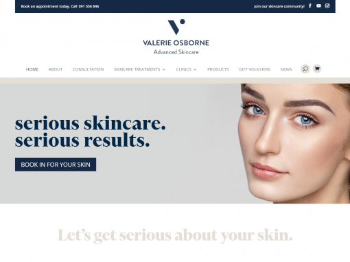 Valerie Osborne Advanced Skincare