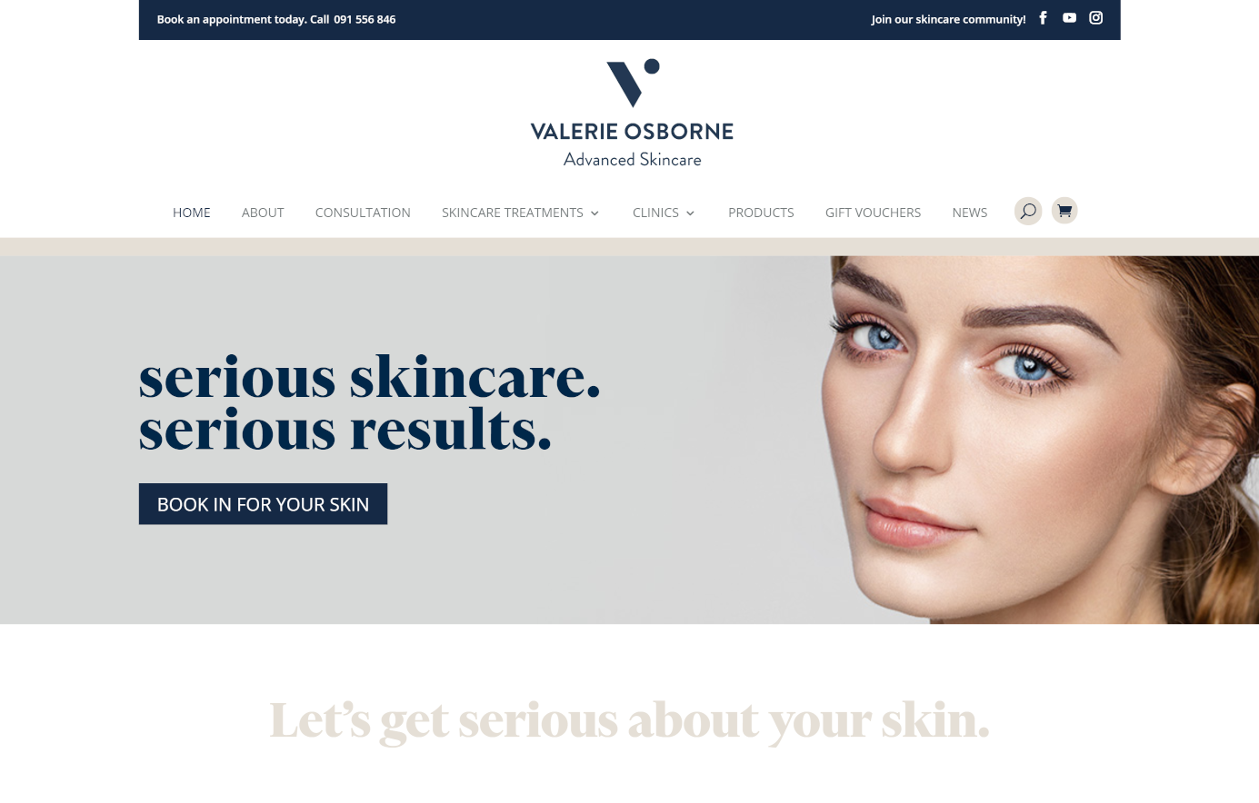 Valerie-Osborne-Skincare-Website-Design-Featured-Poppyvine-Web-Design