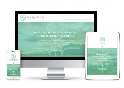 Hemp-Co-Operative-Ireland-Membership-Website-Design-Devices