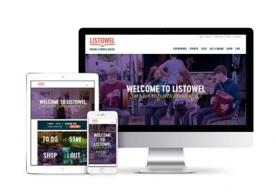 Listowel-Community-Directory-Website-Design