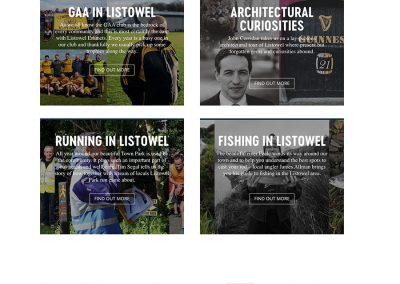 Listowel-Guides-Website-Design